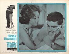 "Susan Hayward Stolen Hours Original 11x14"" Lobby Card #M8361"
