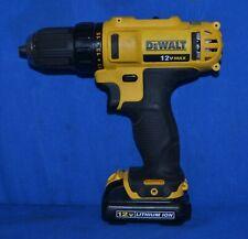 """DEWALT DCD710B 12V Li-Ion 3/8"""" Drill/Driver"""