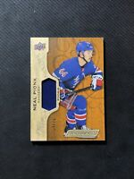 2018-19 UPPER DECK ENGRAINED NEAL PIONK ROOKIE PATCH PREMIUM #ed 19/45