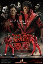HOT TOYS 1/6 M ICON SERIES MIS09 MICHAEL JACKSON THRILLER MASTERPIECE FIGURE
