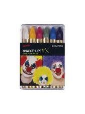 Maquillage de scène multicolores Smiffys pour déguisements et costumes