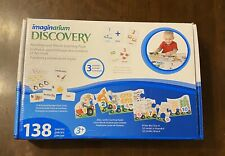 Imaginarium Discovery 130 Pc Numbers & Words Activities Learning Pack Free Ship