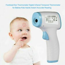 Temperature Measuring Meter No Contact Infrared Forehead Lcd Digital Thermometer