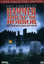 Complete Hammer House of Horror [5 D (2012, REGION 1 DVD New) WS/SER LNG/ENG SUB