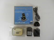 KENSINGTON CHARGE & SYNC DOCK IPHONE 4S/4/3GS/IPOD TOUCH NANO - VGC - RRP £39.99
