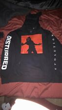 Disturbed Evolution Tour 2019 Hoody Men's Small