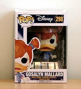 Funko Pop Disney Gosalyn Mallard #298