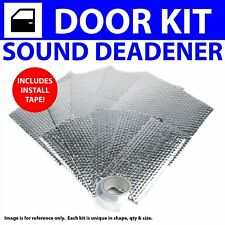 Heat & Sound Deadener Chevy Chevelle 1964 - 1967 2 Door Kit + Seam Tape 3300Cm2