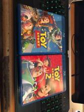 Toy Story 1 and 2 3d only...fast shipping!!!