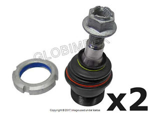 Mercedes (2006-2012) Ball Joint Front Left and Right Lower (2) LEMFOERDER OEM