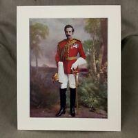 1900 Militare Ritratto Lord Douglas Donald Boero War Originale Antico Stampa