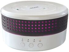 Now Foods Ultrasonic cold Dual Mist Essential Oil Diffuser Pink White Black