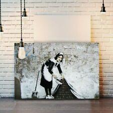 Banksy Canvas Street Art Art Prints