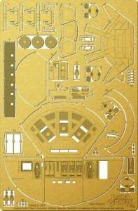PARAGRAFIX 1/144 2001 SPACE ODYSSEY: DISCOVERY XD1 POD BAY ETCH SET MOE | 211
