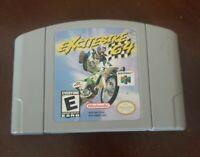 Excitebike 64 (Nintendo 64, 2000) authentic cart only
