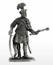 Kapitän polnischer Husaren, Polish hussar officer,  54mm