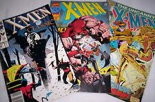 X-men Comics lot - 5 comic books - 1 Wolverine, 4 X-Men
