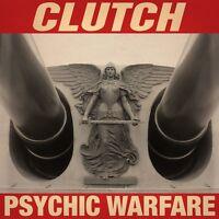 CLUTCH - PSYCHIC WARFARE (LP GATEFOLD)  VINYL LP NEU