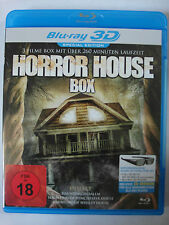 Horror House 3D - 3x Horror- Haunting in Salem - of Winchester - of Whaley House