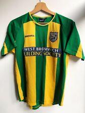 West Bromwich Albion WBA Away Shirt 2003/2004 Rare Retro Vintage Diadora XS
