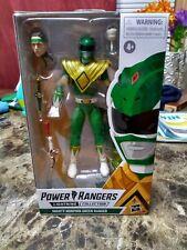 Power Rangers Green Ranger?? ?Lighting Collection?#02531 SEALED? MMPR?Hasbro??