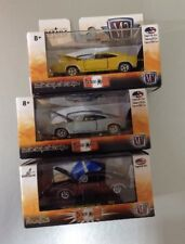 M2 Chase And 2 More 1969 Dodge Charger Daytona 440 -  R40