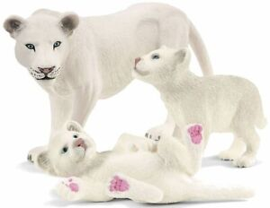 LION MOTHER WITH CUBS  42505 Schleich Wildlife Anywhere a Playground  ***<><