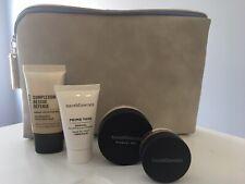 bareminerals makeup set. Trial Sizes. Mineral Veil, Prime Time,Complexion Rescue