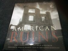 American Ruins New in Plastic Wrapper, Hardcover