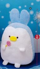 Kuso Suizokukan Fantasy Aquarium Rabbit-Penguin Blue Big Plush 48cm AMU-PRZ7522