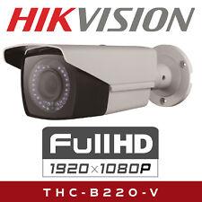 Hikvision HiWatch THC-B220-V Bullet Camera with 2.8-12mm Varifocal Bullet HD