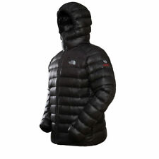 North Face Summit Men's Supernatural TNF950 Down Jacket Hoody Black Size LARGE