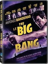 The Big Bang (DVD) Antonio Banderas NEW