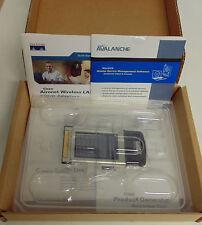 Carte PCMCIA WIFI Cisco AIR-CB20A-A-K9 802.11b