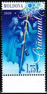 MOLDOVA 2020-13 Celebrations Religion: Merry Christmas, MNH