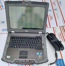 Dell Latitude E6400XFR Core 2 Duo Laptop 80GB HDD
