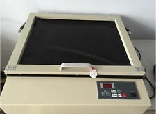 Brand New 52*40cm Precise Vacuum UV Exposure Unit Screen Printing Machine  Y