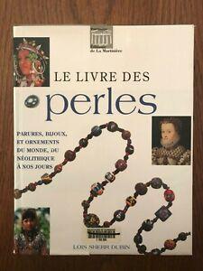 Le livre des perles - Loïs Dubin - La Martinière