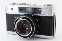 Minolta A5 M 1000 Body Rokkor-TD f/2.8 45mm [Exc++] From Japan [5887]
