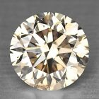 0.65 Cts WOW SPARKLING FANCY PINKISH BROWN COLOR NATURAL LOOSE DIAMONDS