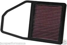 KN AIR FILTER REPLACEMENT FOR HONDA STREAM 1.7L-L4; 2001