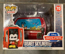 2019 Disney Parks Red Skyliner Mickey Mouse Funko Pop In Hand!  New!