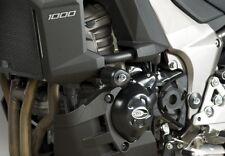 Kawasaki Versys 1000 2014 R&G Racing Aero Crash Protectors CP0312BL Black