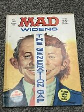 Mad Magazine Widens The Generation Gap September 1969 110417nonrh