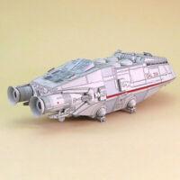1:120 Scale Battlestar Galactica Colonial Shuttle DIY Handcraft Paper Model U8_A