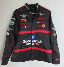 Dale Earnhardt Nascar Racing Jacket Goodwrench 50th Anniversary Sz M 1948-1998