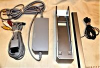 Wii U Gamepad AC Adapter Power Supply RVL-002 USA/ STAND/ SENSOR BAR/AVRC CABLE