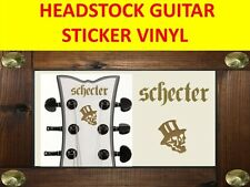 SCHECTE SYNYSTER GOLD HEADSTOCK STICKER VISIT OUR STORE WITH MANY MORE MODELS !!