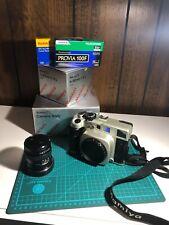 Mamiya 7 Ii Medium Format Rangefinder Film Camera (Champagne) & 80mm Lens w Box