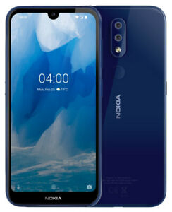 NOKIA 4.2 Blue - Dual-SIM - 3Gb / 32Gb - 4G - Android ONE - NEU / OVP